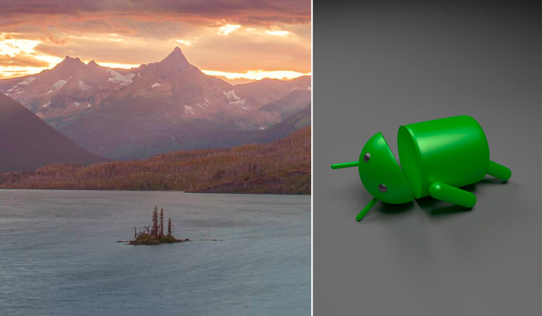 Nature wallpaper makes Android, Samsung phones crash