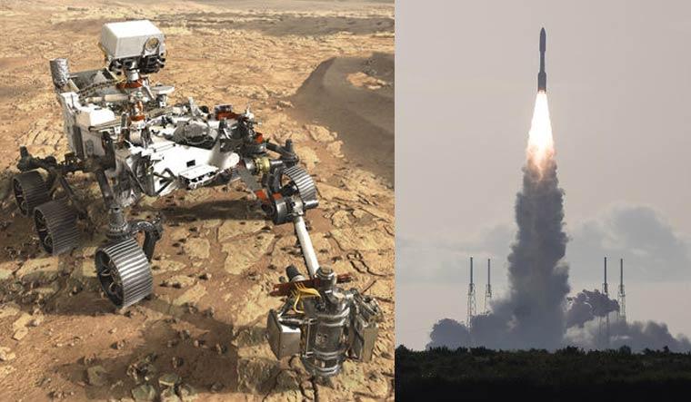 NASA-perseverence-mars-rover