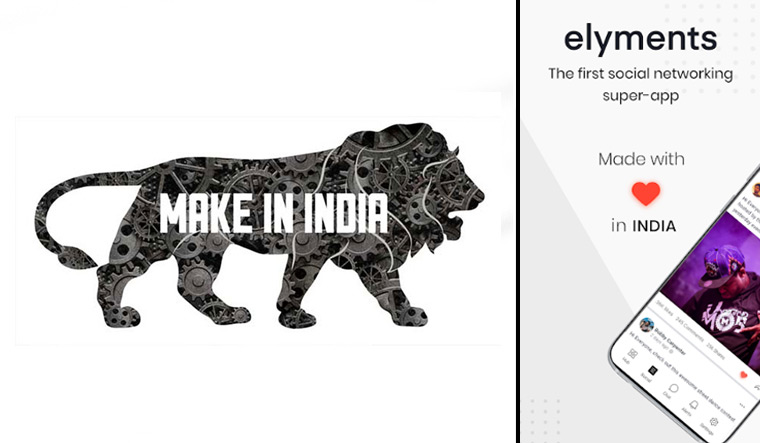 Elyments-app-make-in-india