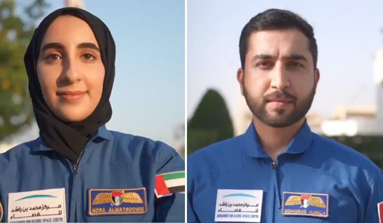 UAE names its first female astronaut, set to train with NASA