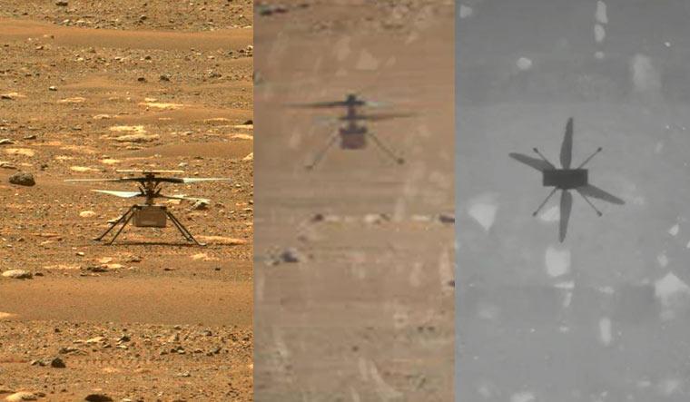 Ingenuity-Mars-helicopter-Perseverance-NASA