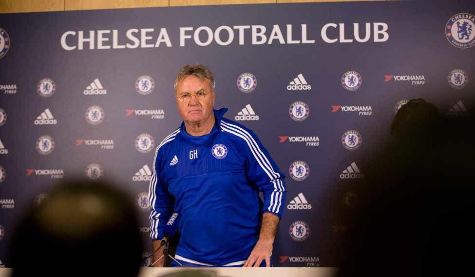 Britain Soccer Chelsea