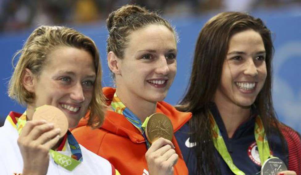 Swimming-records