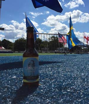 Beer Mile: Drink to your heart's content and stay fit