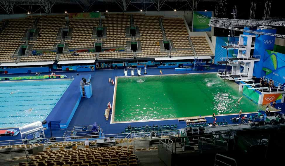 Rio Olympics Diving Women