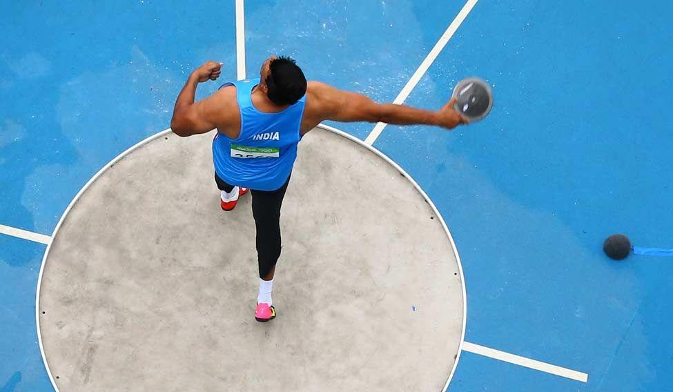 OLYMPICS-RIO-ATHLETICS-M-DISCUS