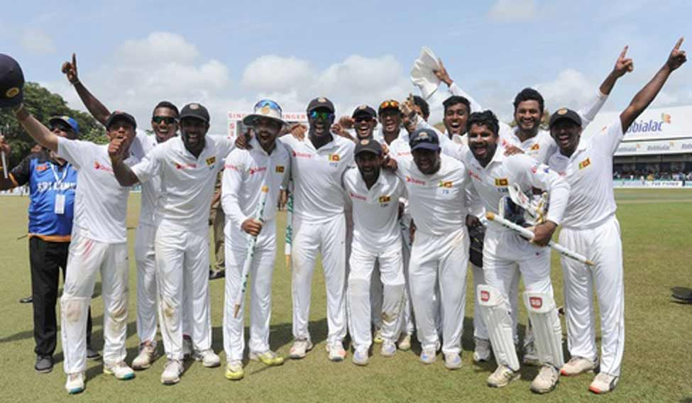 Whitewash as Sri Lanka wins third Test against Australia