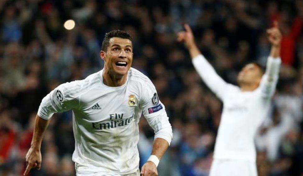 Ronaldo-hatrick
