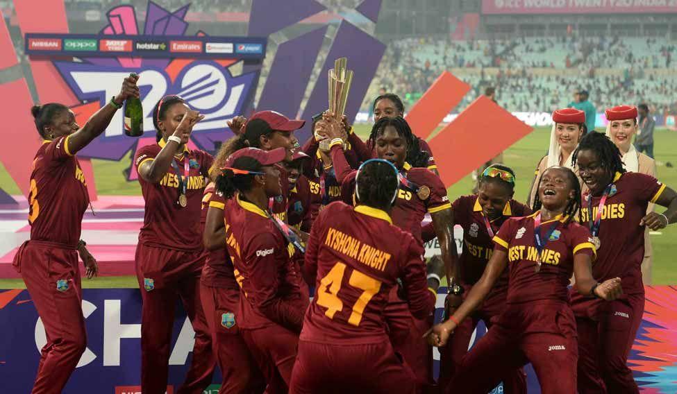Women-T20-world-chamipon-West-Indies-team-at-Eden1