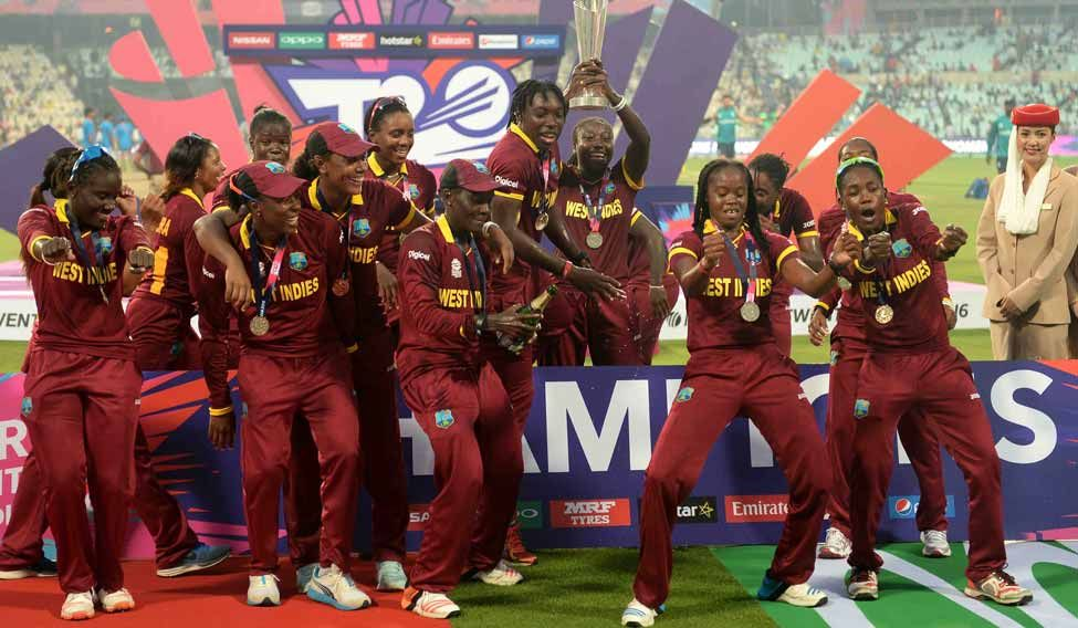 Women-T20-world-chamipon-West-Indies-team-at-Eden3