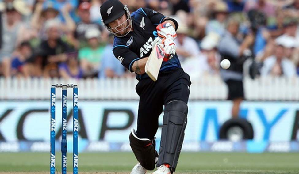 Big-hitting McCullum joins 200 ODI sixes club