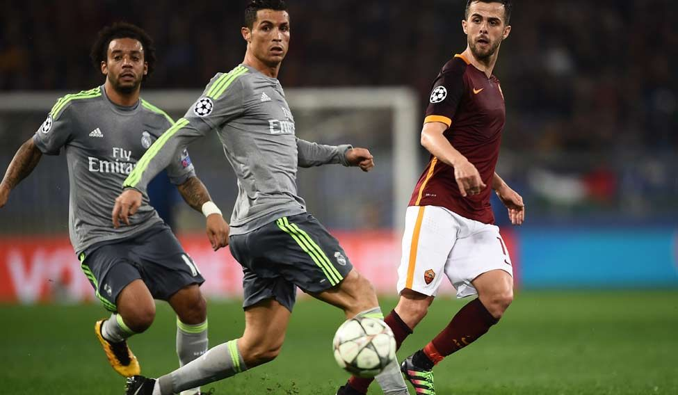 Ronaldo-Roma-Real-Madrid