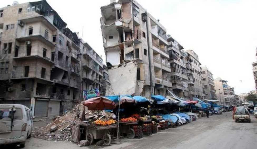 Syrian-Army-stalls