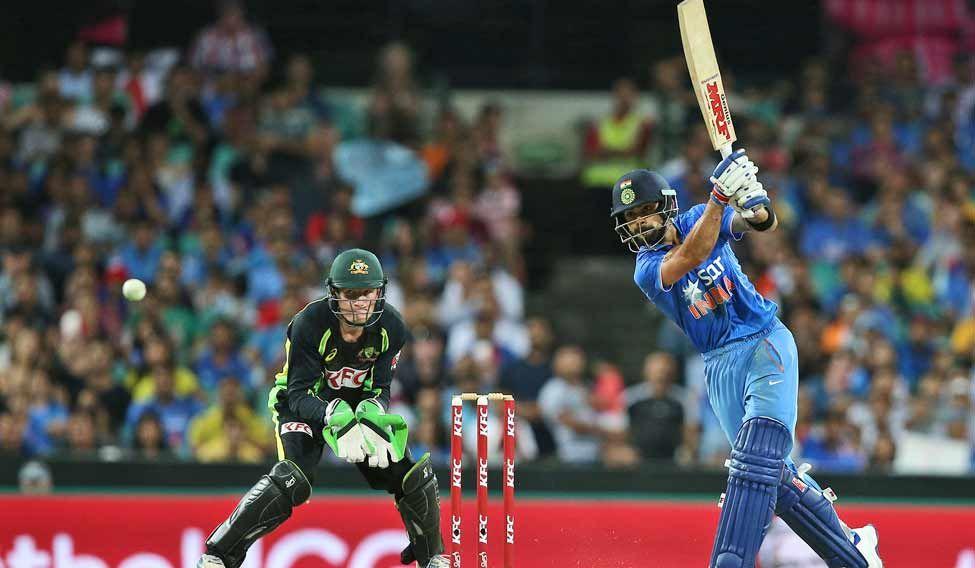 Australia India T20 Cricket