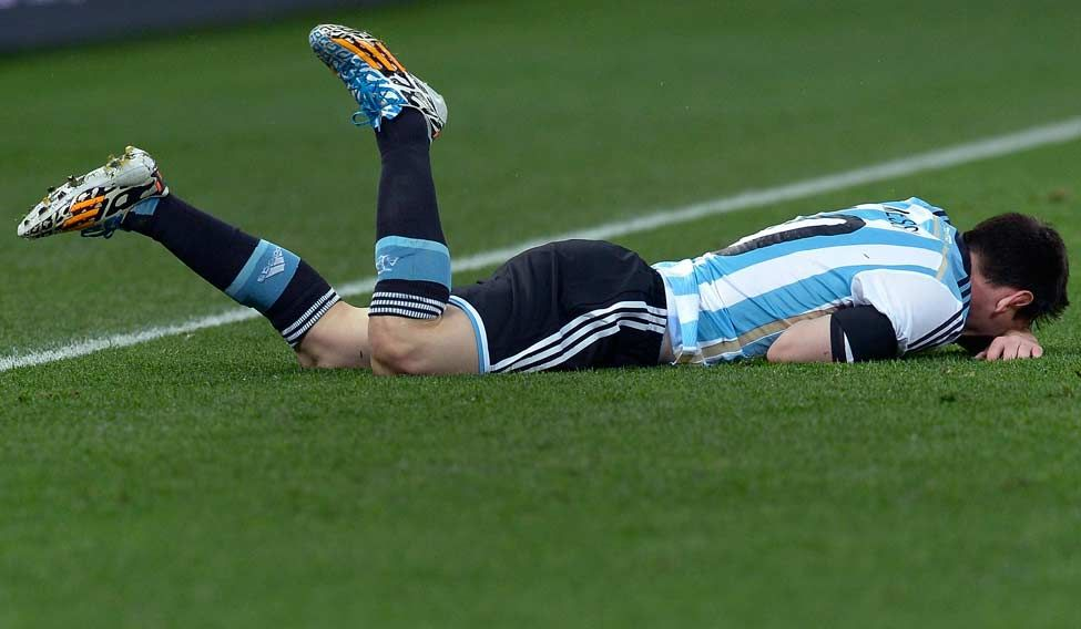 Argentina Messi Legacy