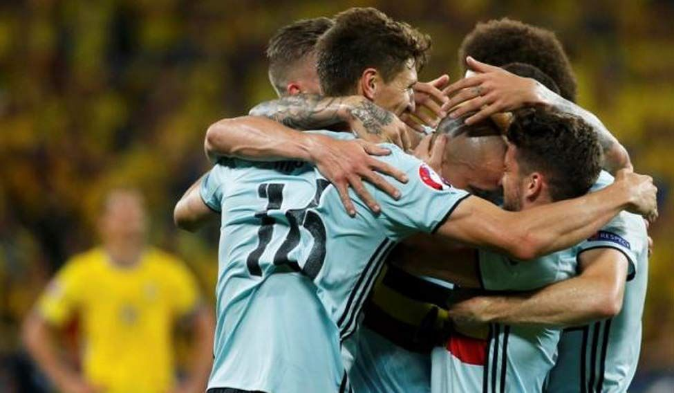 Belgium-advance