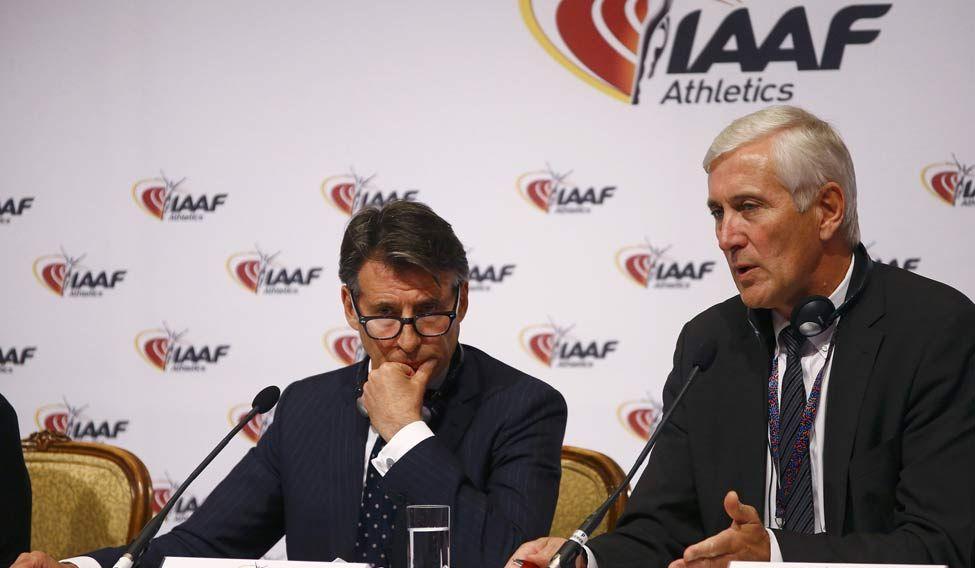 IAAF-Russia-Ban