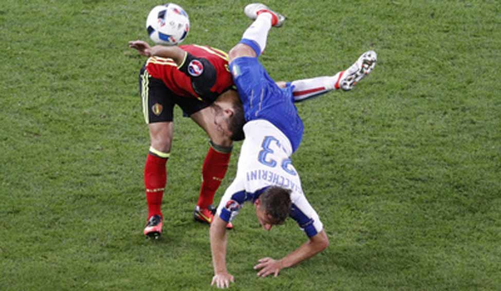 Italy-Belgium