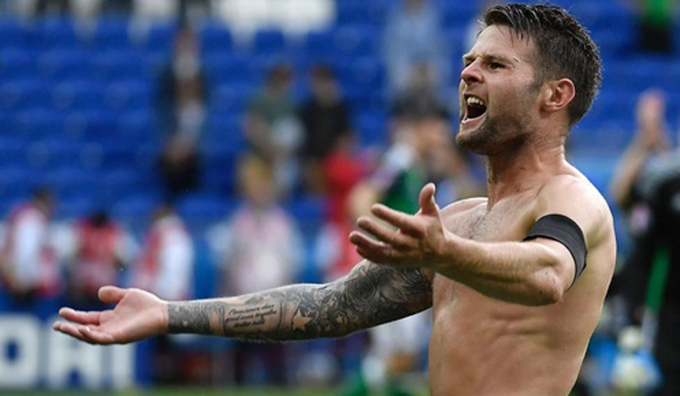 Northern Ireland beat Ukraine 2-0