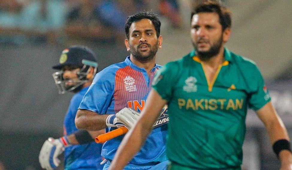 India World T20 Cricket Pakistan