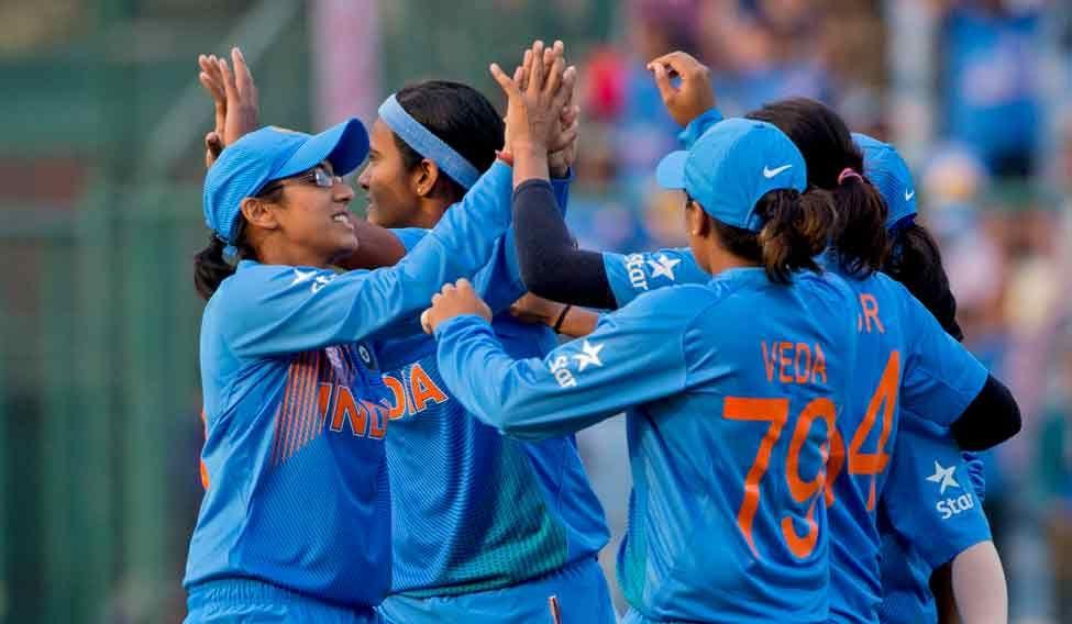 India Women's World T20 Cricket India Pakistan