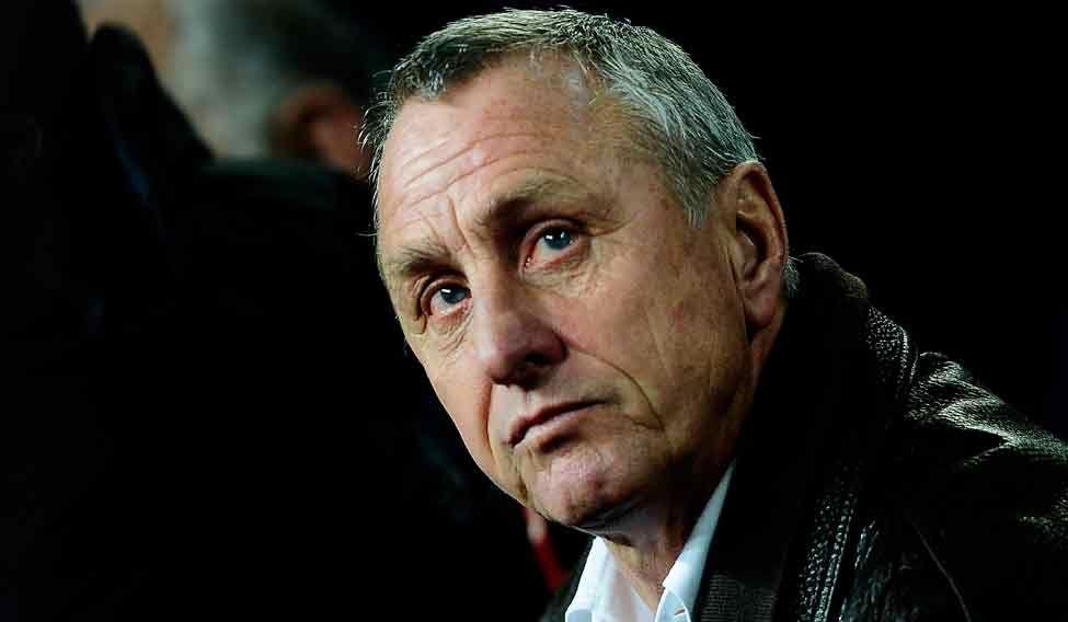 Netherlands Obit Cruyff