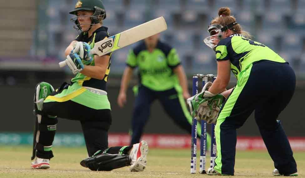 India Women World T20 Cricket Australia Ireland