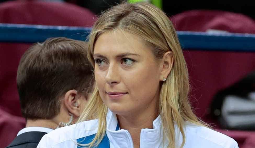 Russia Sharapova Drug Test