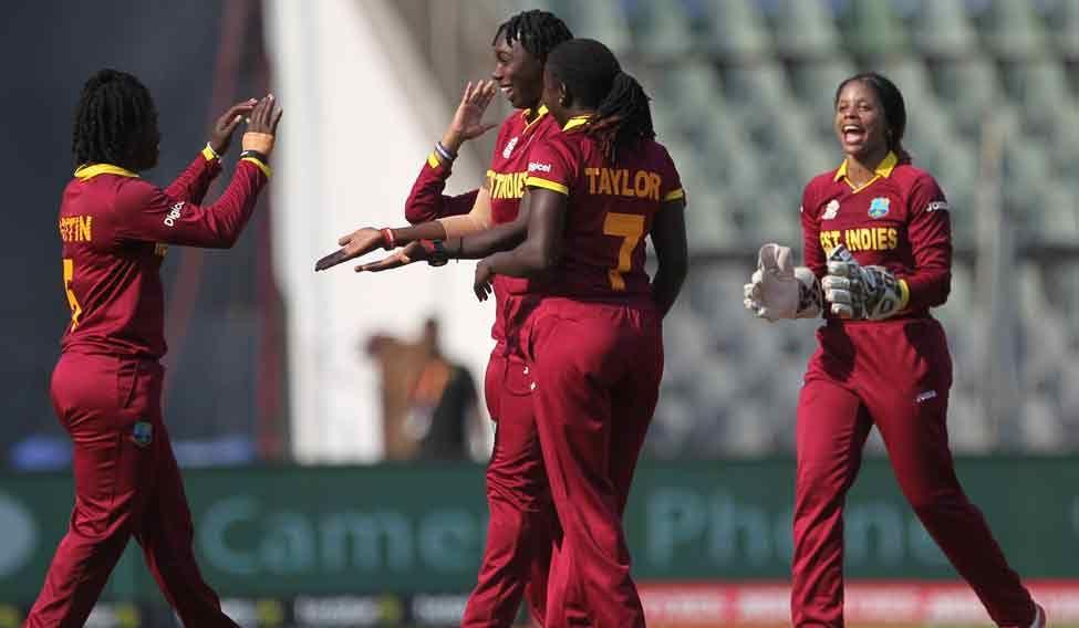 India Women'sT20 Cricket New Zealand West Indies