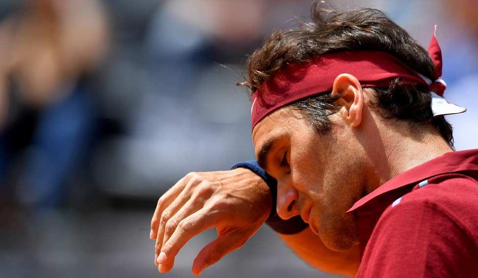 Federer-Italian-Open