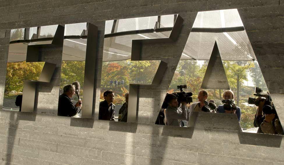 SOCCER-FIFA/ARRESTS