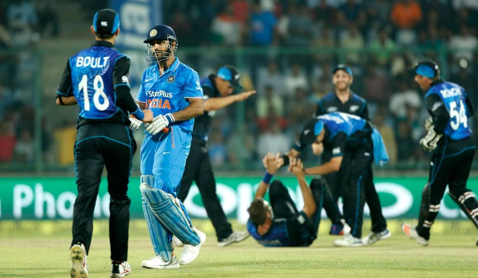India New Zealand Cricket