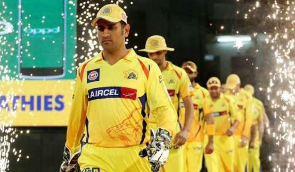 Homecoming For Chennai Super Kings And M.S. Dhoni