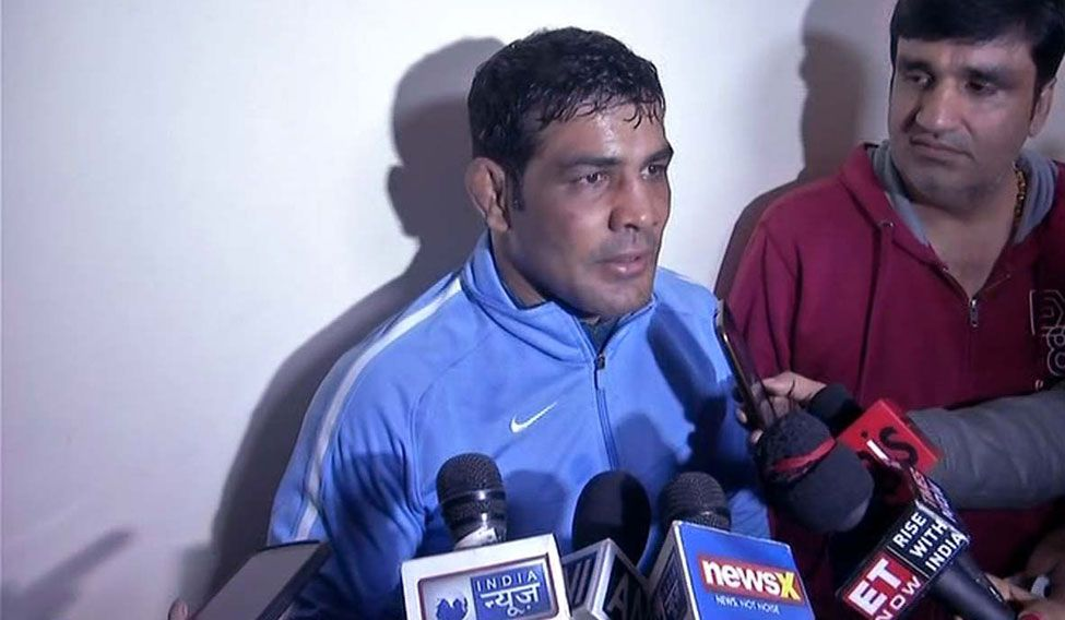 Sushil Kumar, Parveen Rana supporters clash during 2018 Commonwealth Games trials