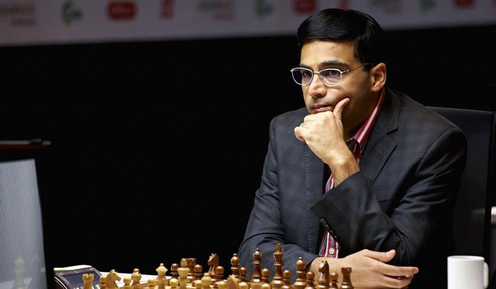 Viswanathan Anand outclasses top-ranked Magnus Carlsen in World Rapid Chess Championship