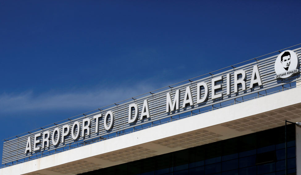 SOCCER-RONALDO/AIRPORT RENAMED