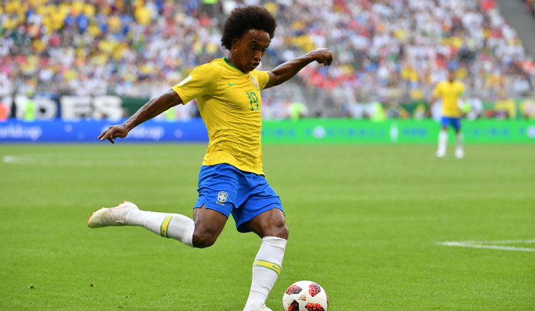 Image result for willian brazil