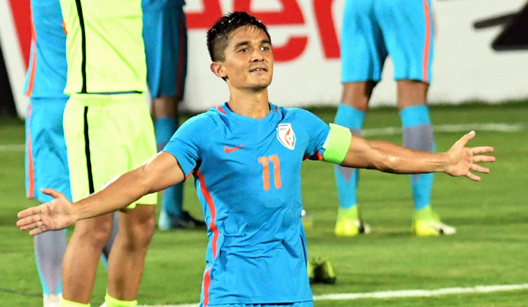 india-football-chhetri-intercontinental-final-pti