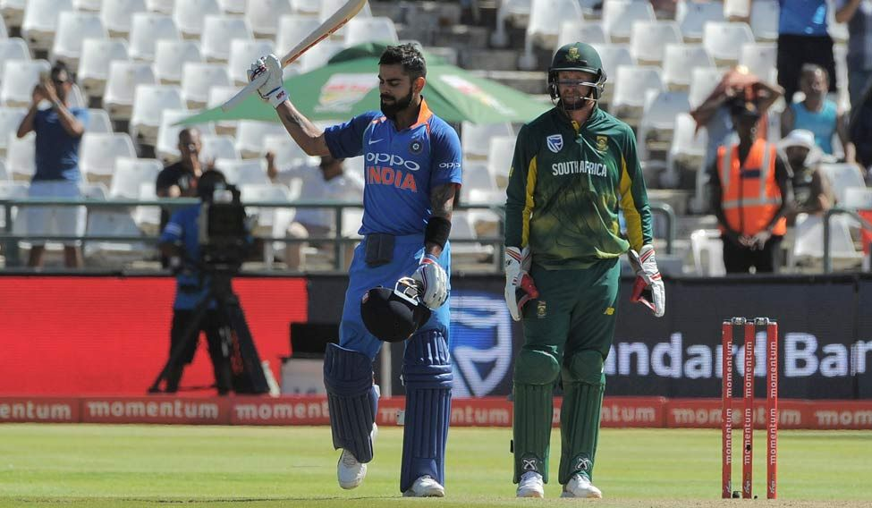 Cape Town ODI: Proteas win toss, ask India to bat first