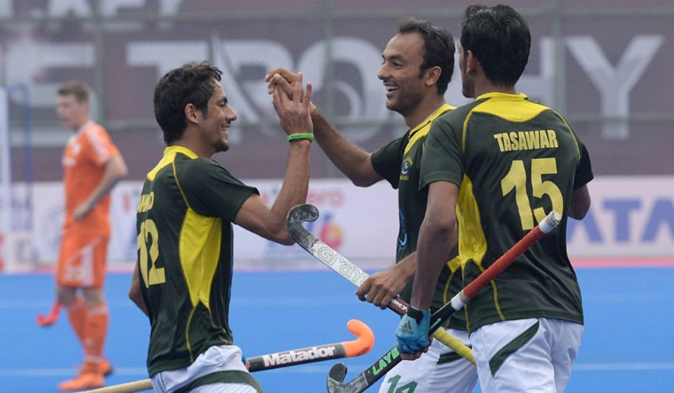 Pakistan to compete at 2018 Hockey World Cup in India