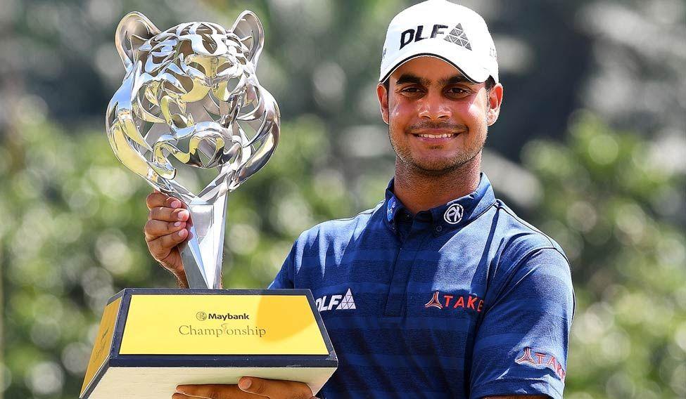 Sharma shines on Sunday at Maybank Championship