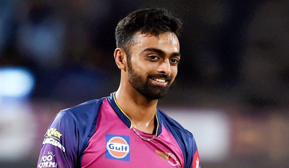 Unadkat will play for Rajasthan Royals in IPL 2018. ( The Week)