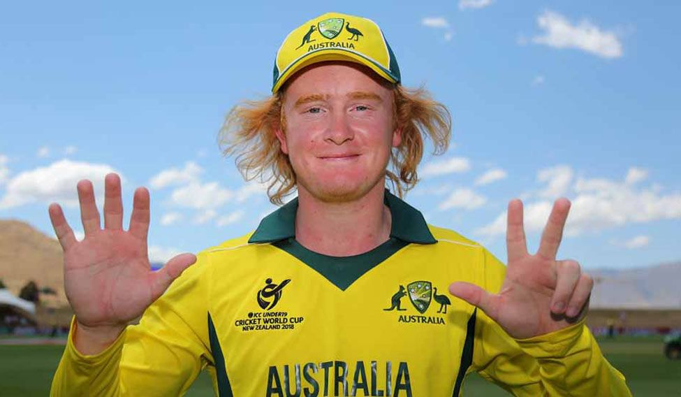 Lloyd Pope Claims Best Ever Bowling Figures, Takes Australia Into Semis
