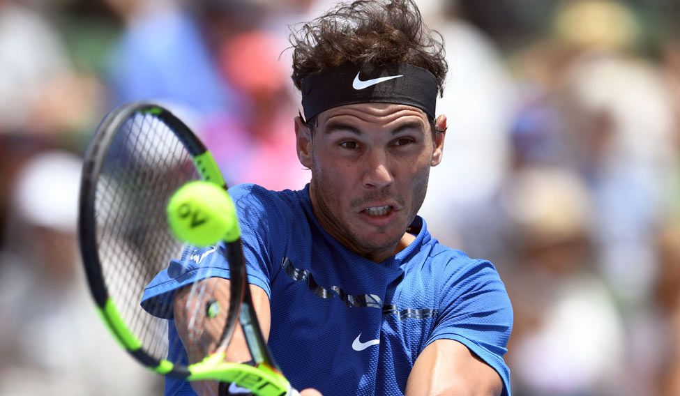 Nadal, Federer lead rankings at Australian Open
