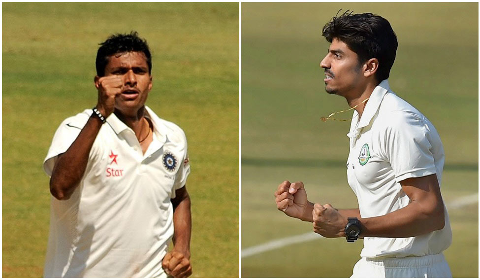 Rajneesh Gurbani and Navdeep Saini: Young turks of pace bowling