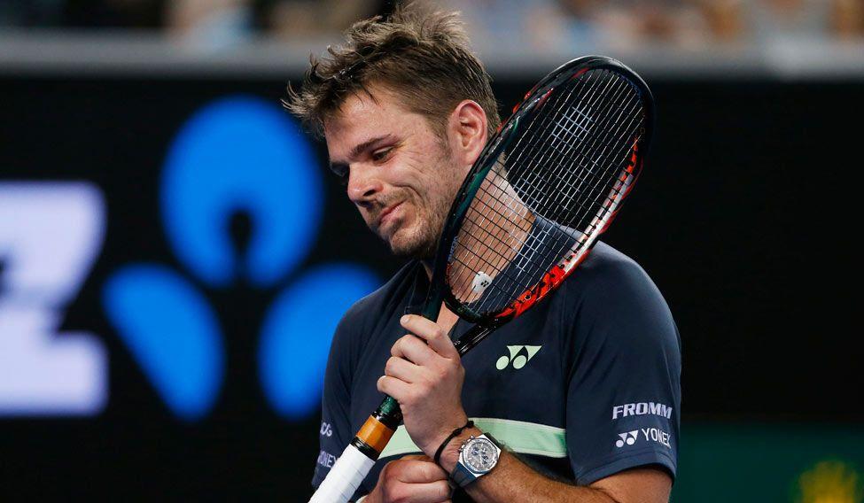 Stan Wawrinka: still a ways to go with his return to tennis
