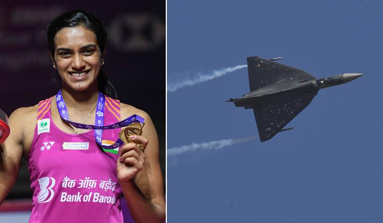 Supersonic Sindhu: Badminton star may fly Tejas at Aero India