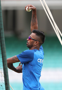 Hardik Pandya is in tremendous striking form | AP