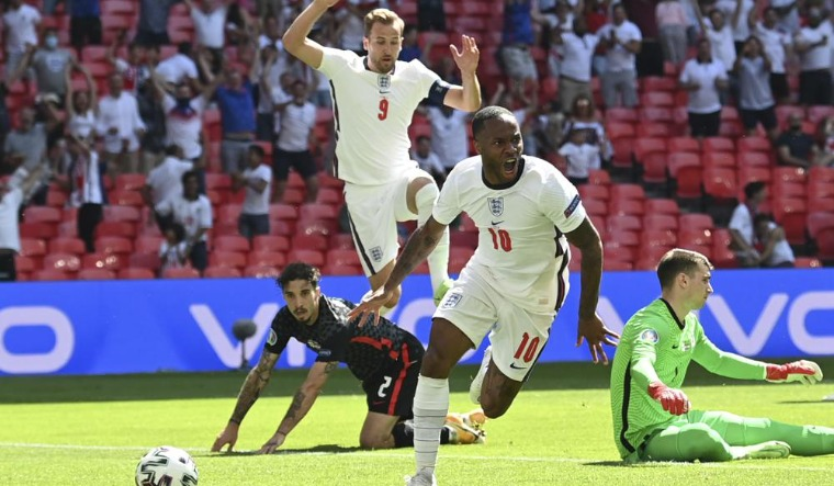 Euro 2020: Sterling gives England 1-0 win over Croatia at Wembley