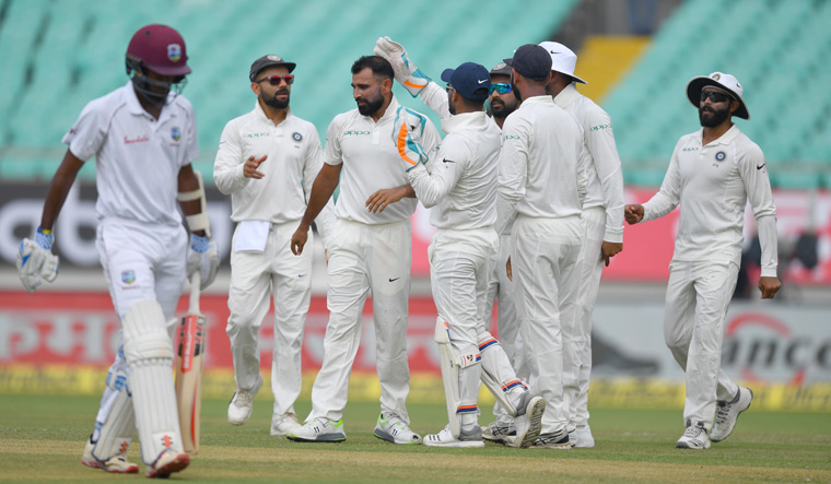 Second Test: India aim to be ruthless, West Indies seek redemption